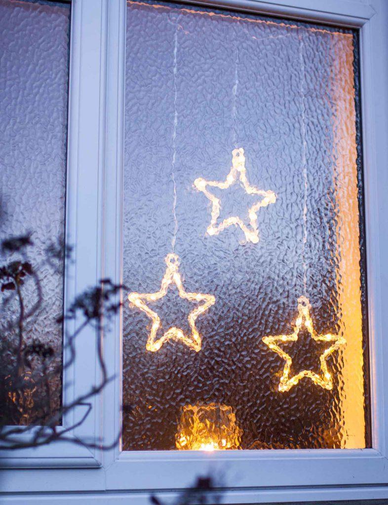 Christmas Window Lights Decoration And Ideas Christmas