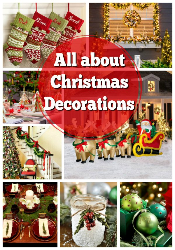 about christmas decorations