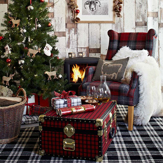 Country Christmas Decorations.Country Christmas Decorations Christmas Celebration All