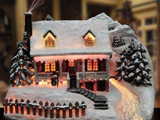 Fibre Optic Christmas Decorations