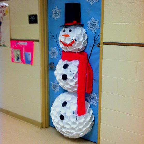 christmas-classroom-door-decorations - Christmas Celebration - All ...