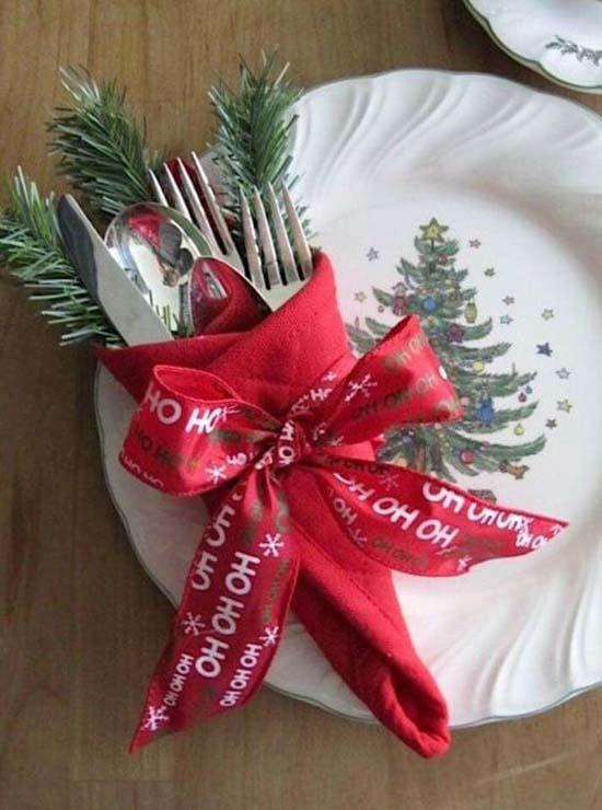 Christmas Napkins And Fancy Folding Ideas Christmas Celebration All About Christmas