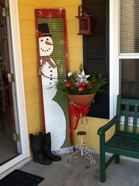 Christmas Decorations For Front Porch Christmas
