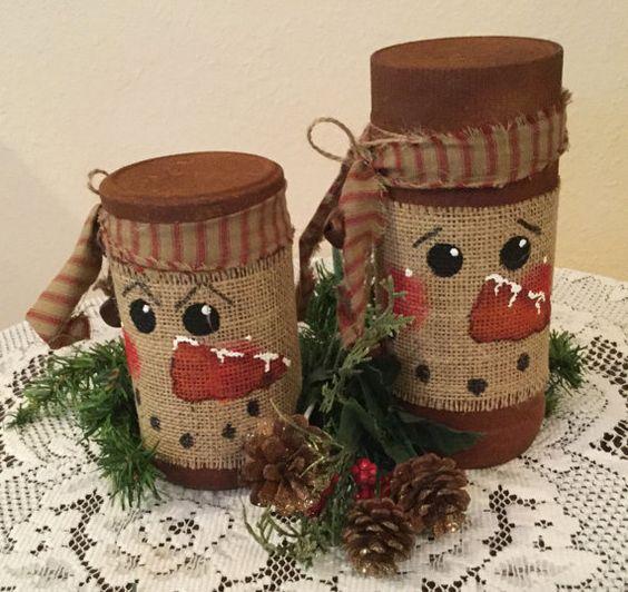 primitive christmas figures - Primitive Christmas