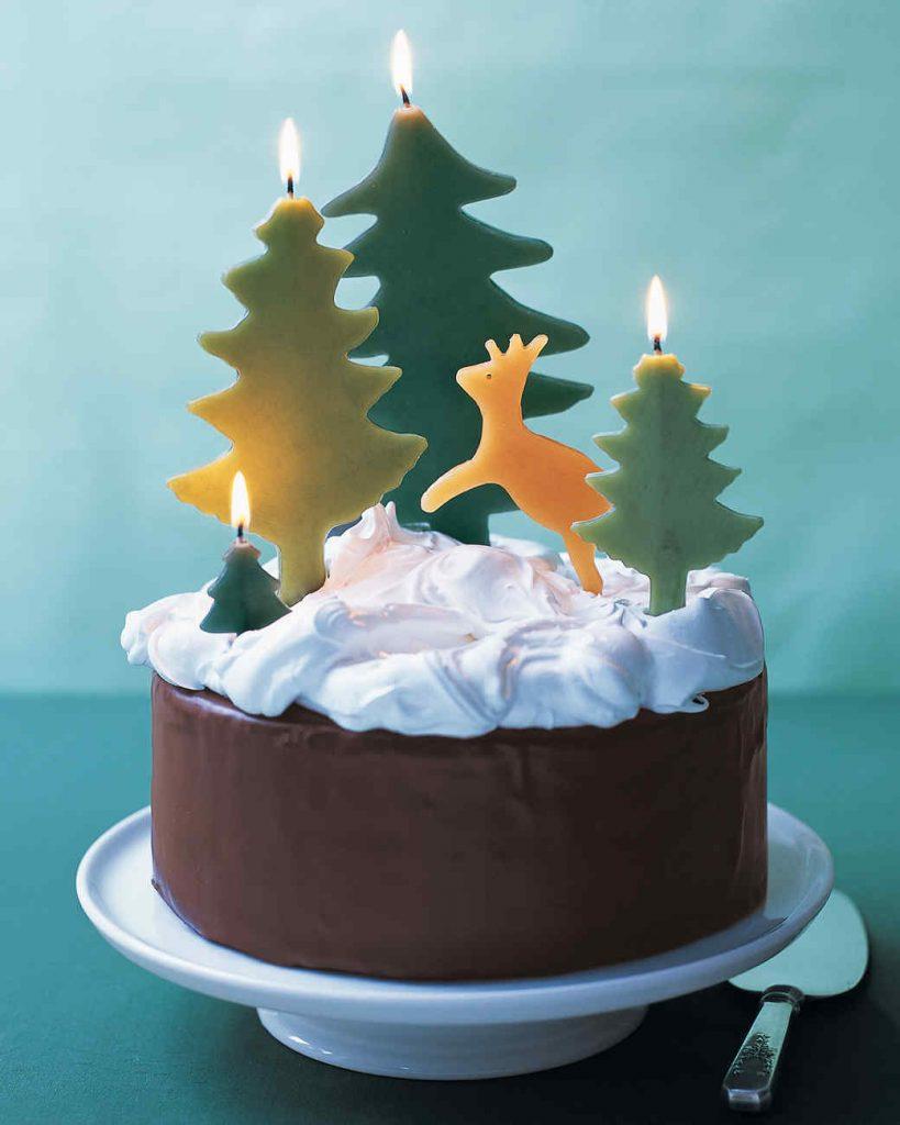 40 Christmas Cake Decoration Ideas To Dazzle You ...