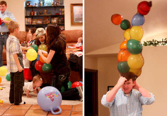 Balloon Antlers