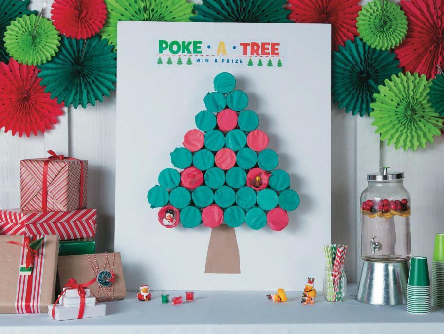 Poke a Tree Game