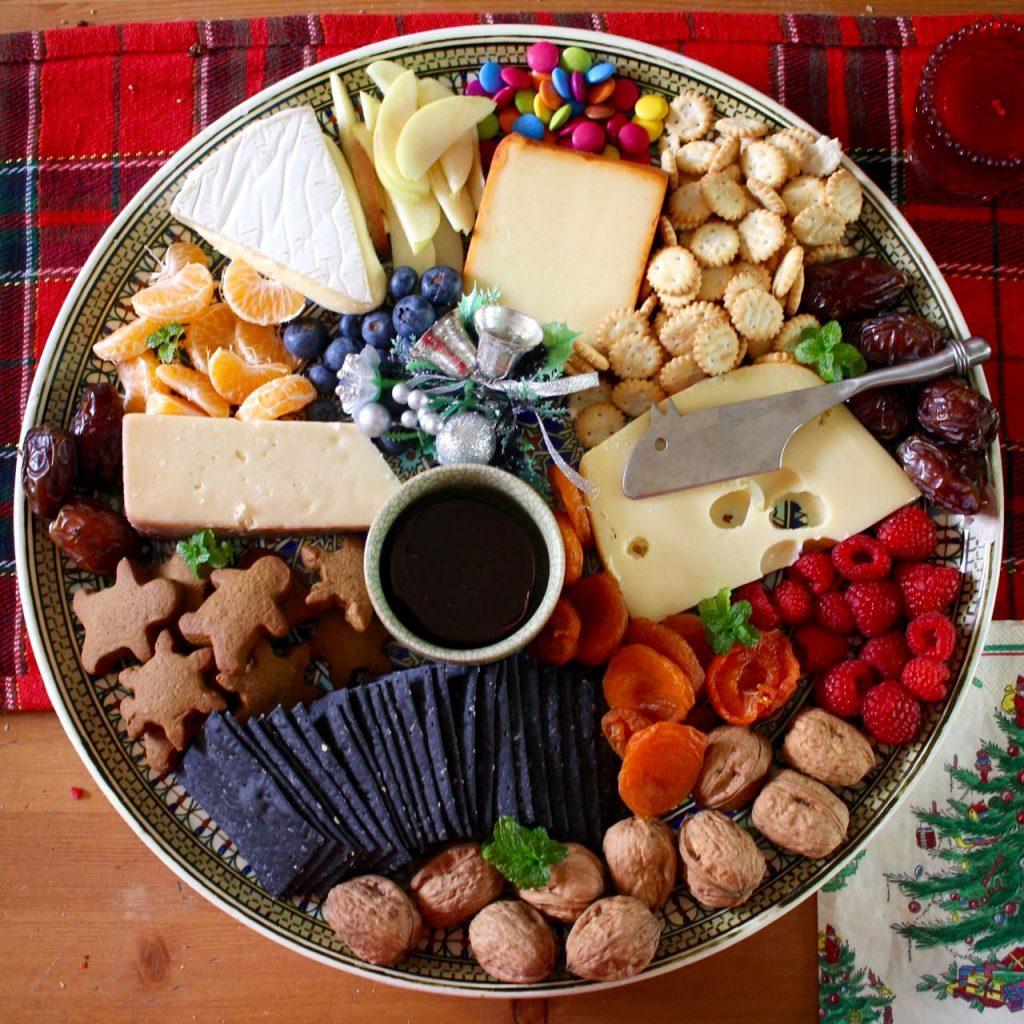 Christmas Platter Ideas