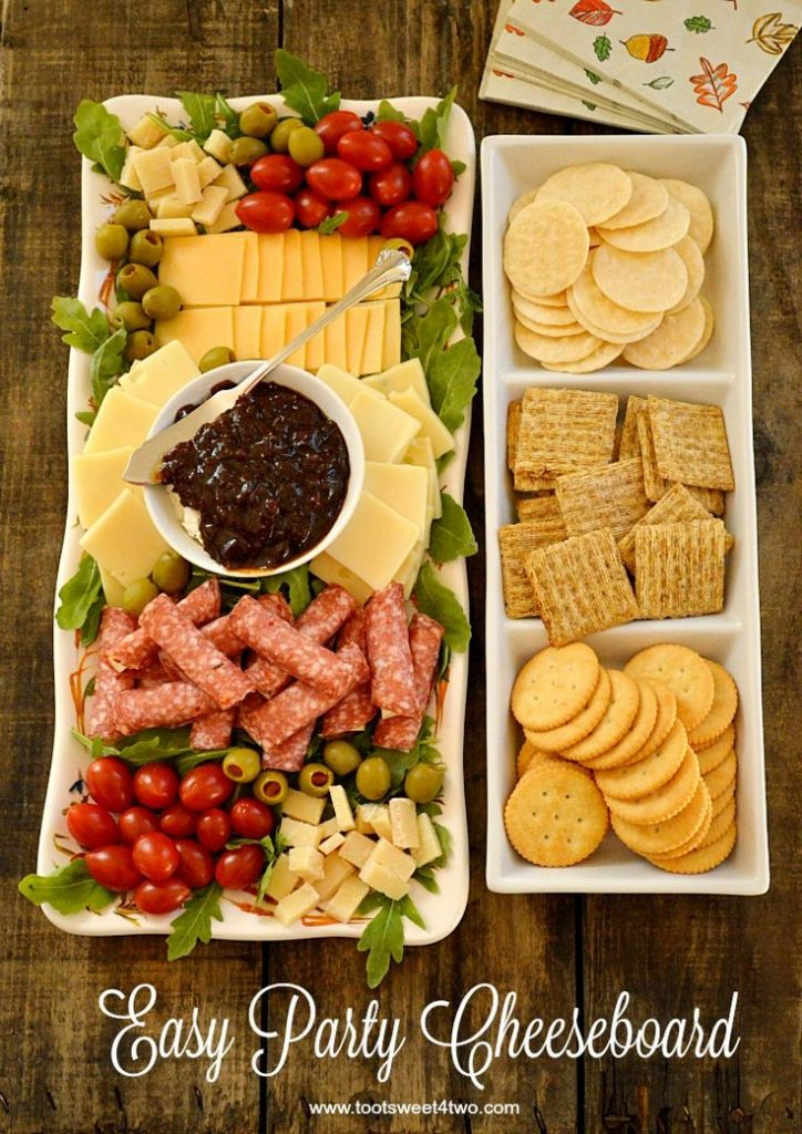 Christmas Cheese Board Ideas.31 Stupendous Christmas Platter Ideas Christmas