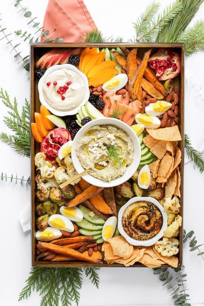 31 Stupendous Christmas Platter Ideas Christmas