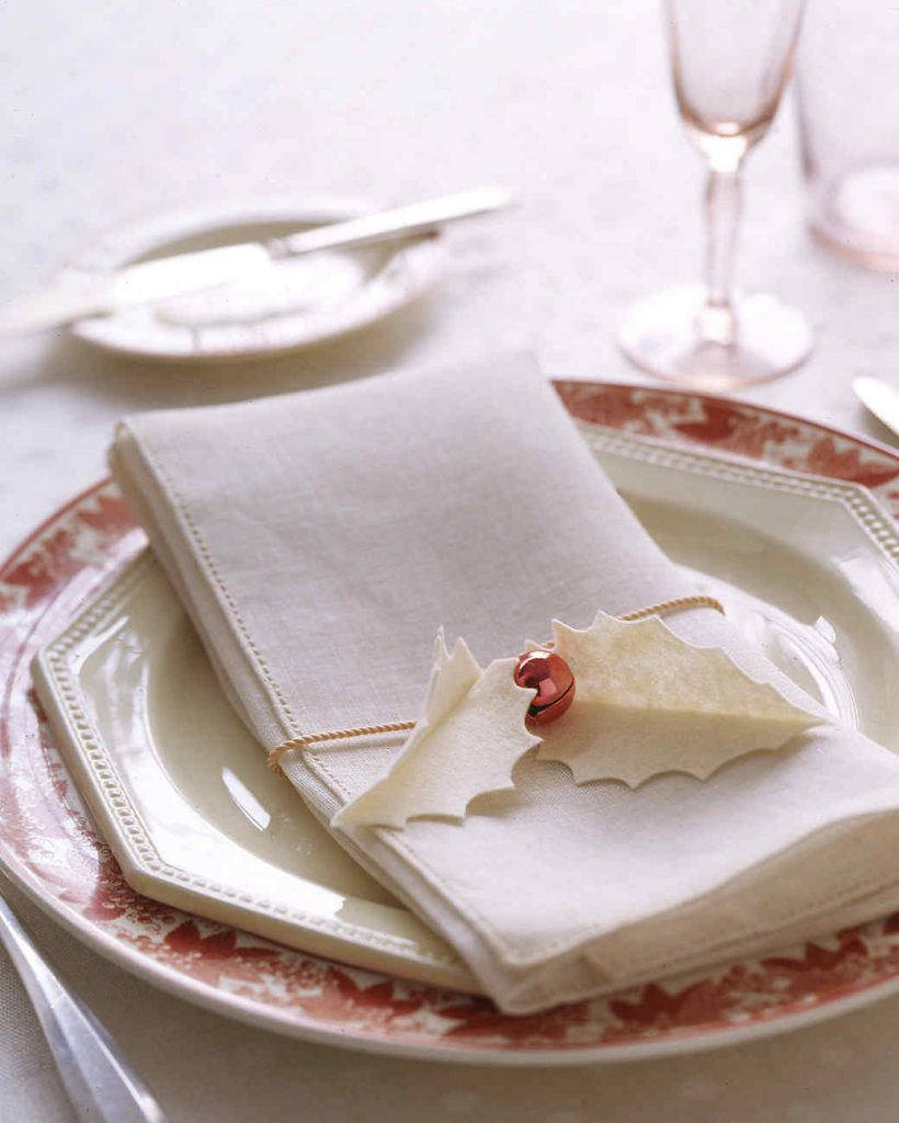 Christmas Napkin craft