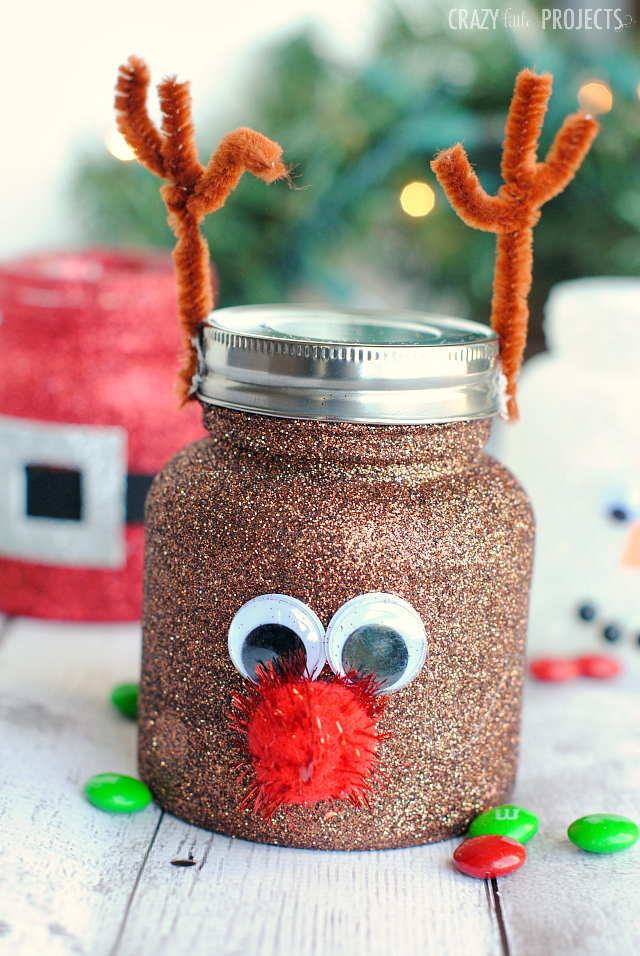 Christmas Jar Crafts