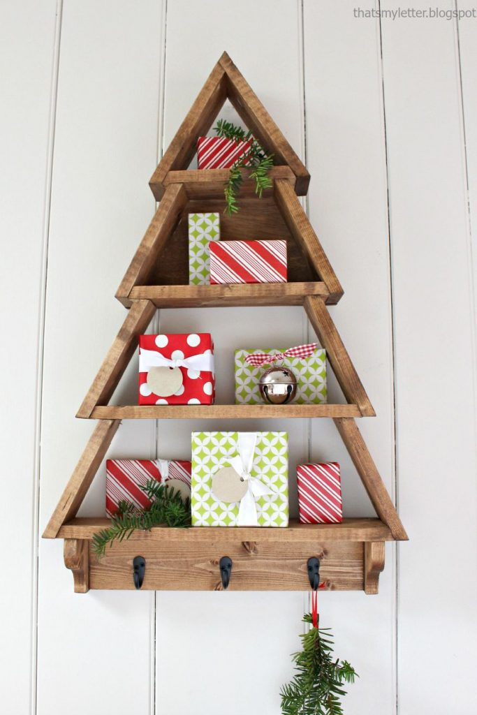DIY Wood Christmas Craft
