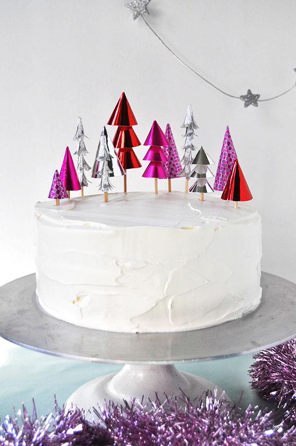 Christmas Cake Toppers.40 Beautiful Christmas Cake Toppers Christmas Celebration