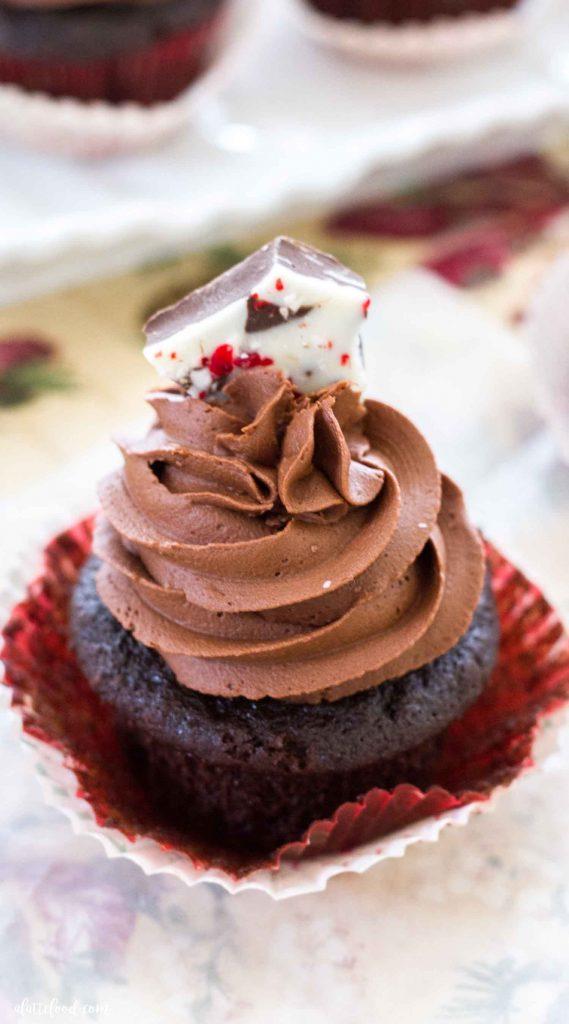 Peppermint Cupcake Recipes