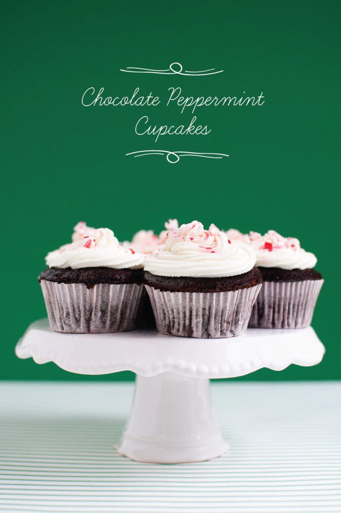 Peppermint Cupcake Recipes