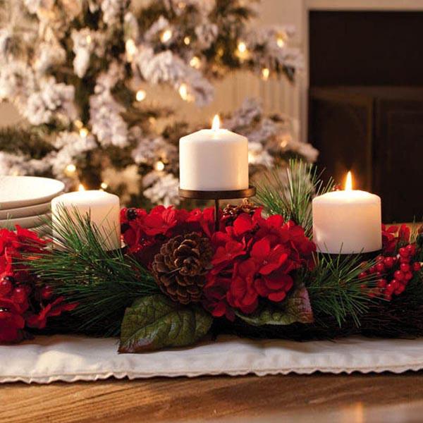 Fabulous Christmas Candle Holder Ideas Christmas Celebration All About Christmas