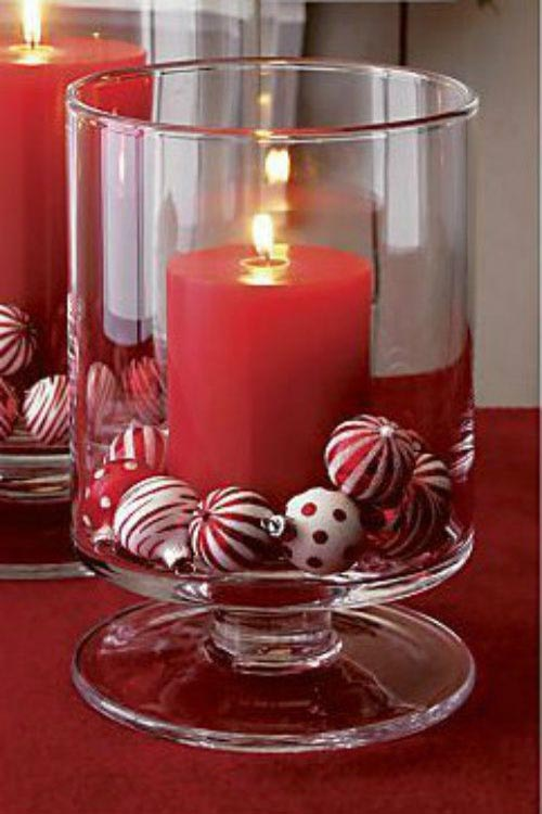 Fabulous Christmas Candle Holder Ideas Christmas