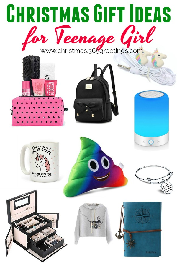 b7e2c84bb2 Before you hit the stores and shop till you drop, take a look at our handy  list of gorgeous and thoughtful Christmas gift ideas for teenage girls.