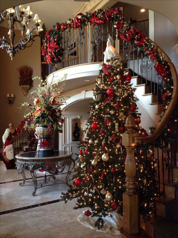 Elegant Christmas Tree Decorating Ideas - Christmas Celebration ...