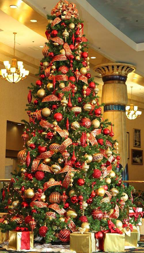 Elegant Christmas Tree Decorating Ideas Christmas Celebration All About Christmas