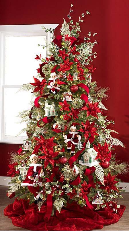 Elegant Christmas Tree Decorating Ideas - Christmas ...