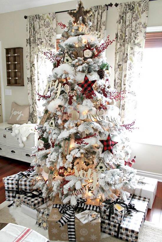 elegant christmas tree decorating ideas - christmas celebration