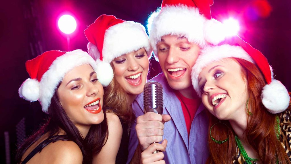 Opinion Christmas musical games adults something is