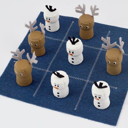 Fun filled christmas games for kids christmas celebration all instead of playing regular tic tac toe during christmas you can create and play this fun and christmas friendly frozen inspired tic tac game solutioingenieria Choice Image