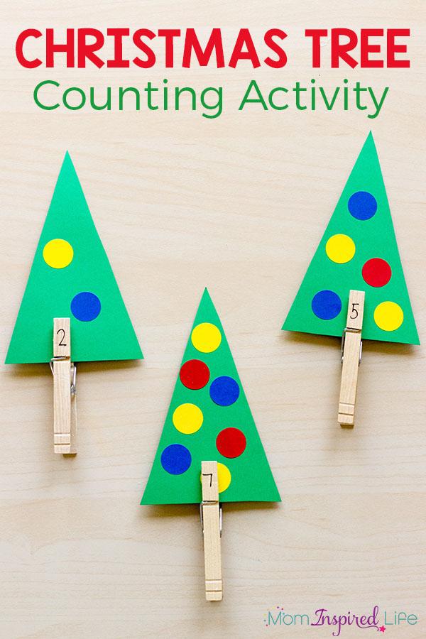 Math Christmas Games for Kids