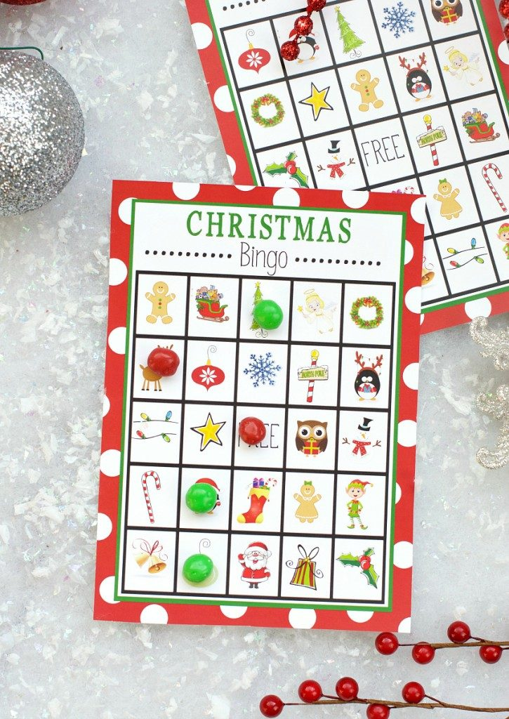 Christmas games for Preschoolers