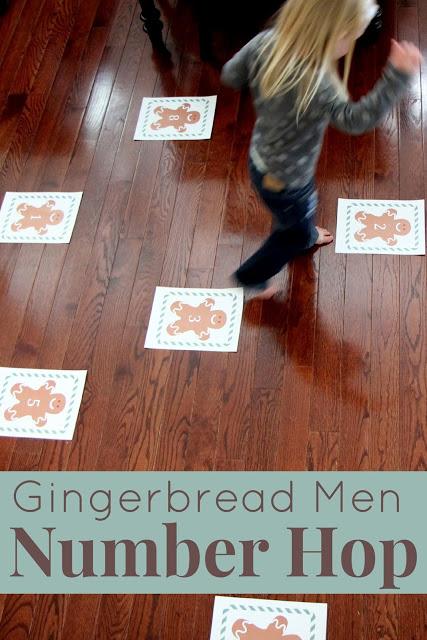 Amusing Christmas Game for Kids
