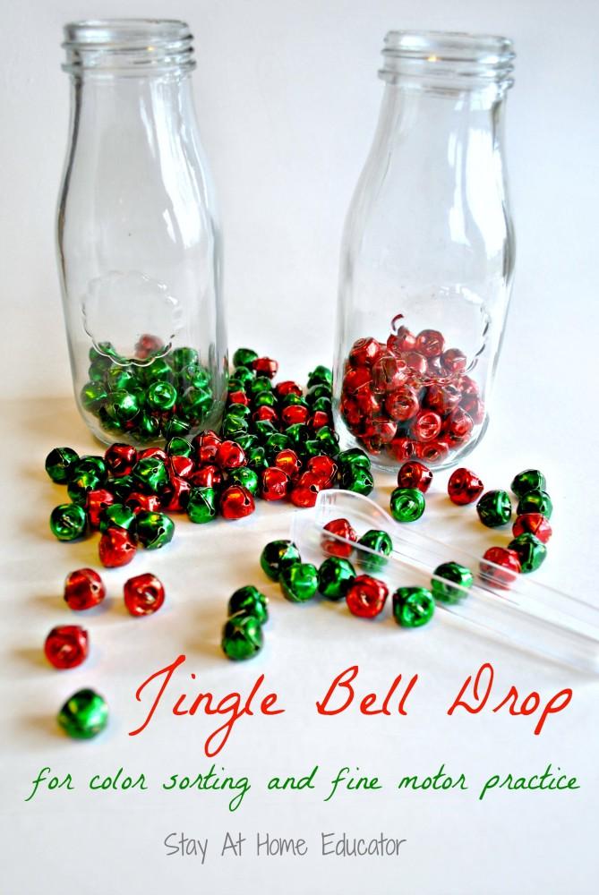 Jingle Bells Drop Game
