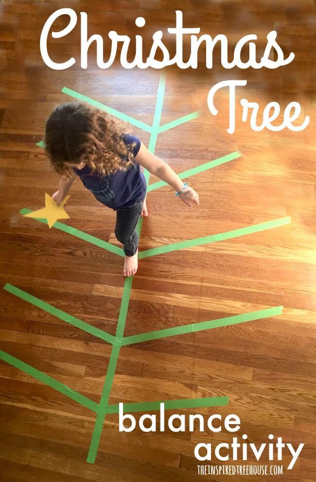 Christmas games for preschoolers