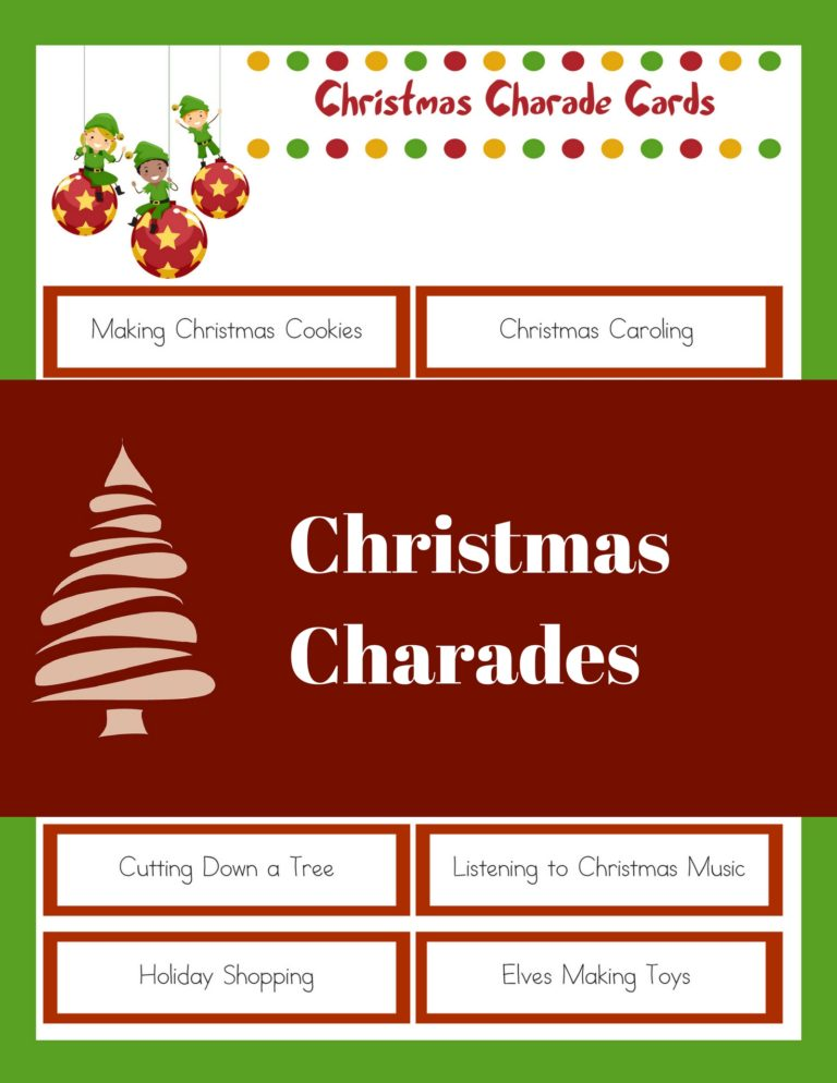 photo regarding Guess the Christmas Song Printable known as 20 No cost Printable Xmas Game titles - Xmas Party