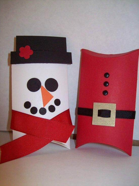 Reindeer, Santa and Snowman Christmas Hot Cocoa Cups | seeLINDSAY | 733x550