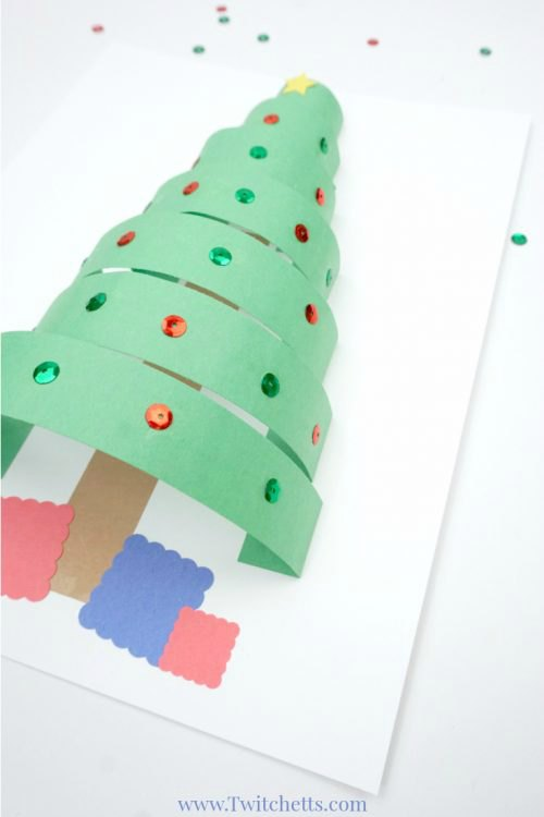 Christmas Ornament Crafts Out Of Paper
