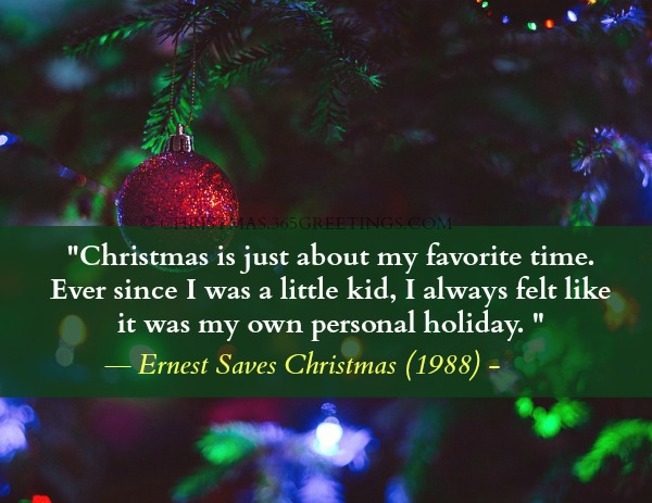 Ernest Saves Christmas Elf.40 Iconic Christmas Movie Quotes And Lines Christmas