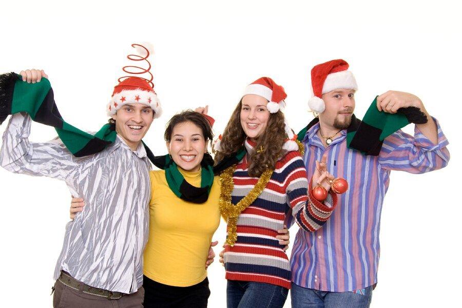 Christmas Games For Teens