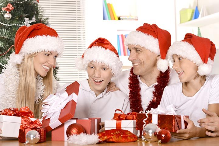 Christmas Games For Teens