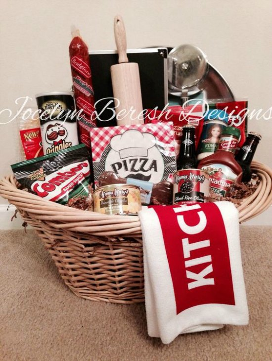 Christmas Gift Basket Theme Ideas - Christmas Celebration ...
