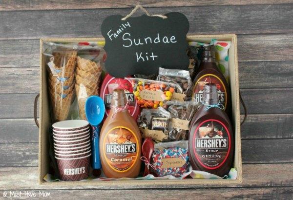 Christmas Gift Basket Theme Ideas - Christmas Celebration - All ...
