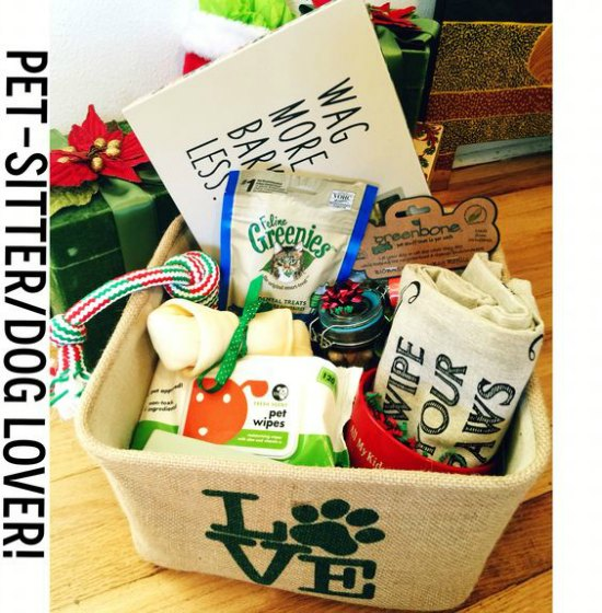 Christmas Gift Basket Theme Ideas