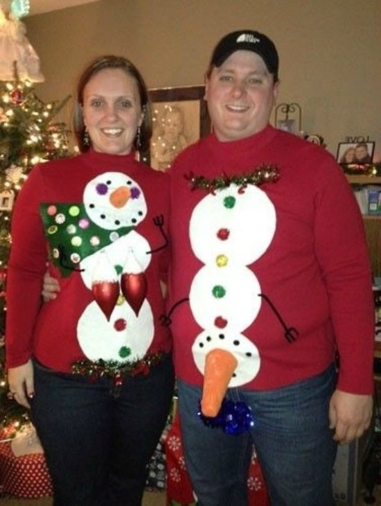 DIY Ugly Christmas Sweater Ideas - Christmas Celebration ...