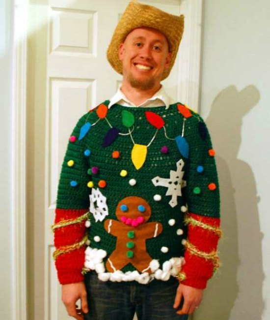 Diy Ugly Christmas Sweater Ideas Christmas Celebration All About