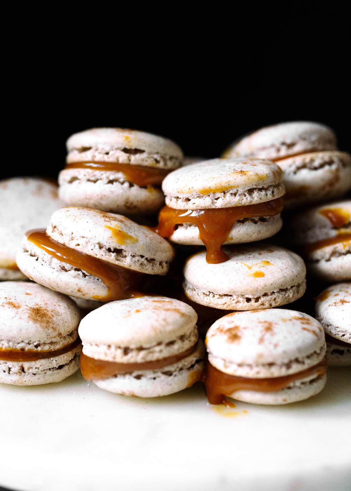 Christmas Macarons.Best Macaroons For Christmas 2018 Christmas Celebration
