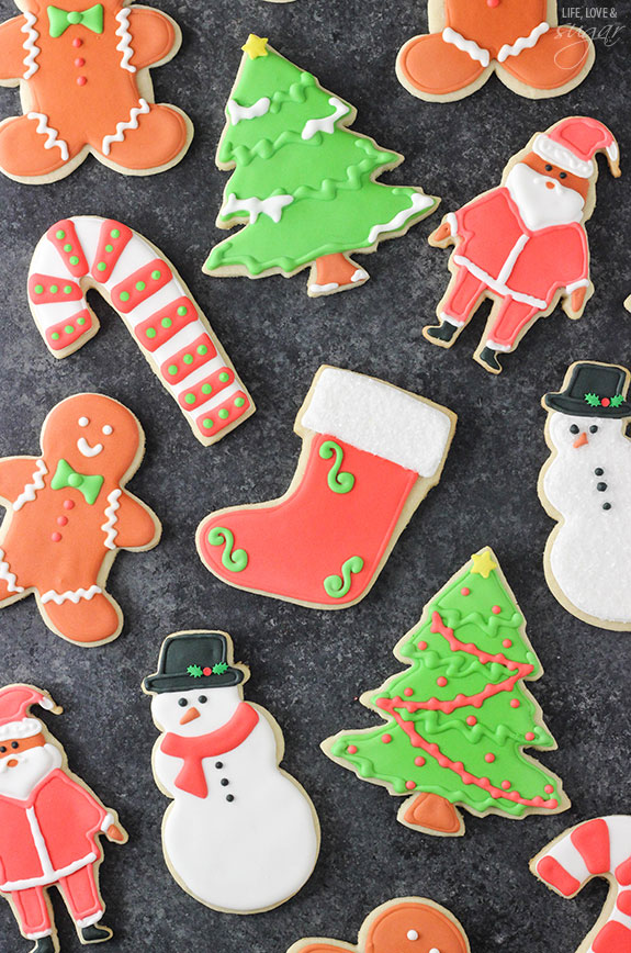 Easy Christmas Cutout Cookies Recipes Christmas Celebration All