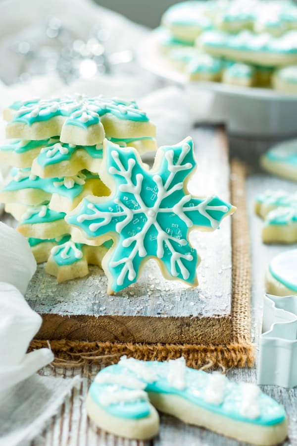 Christmas Cutout Cookies Recipes