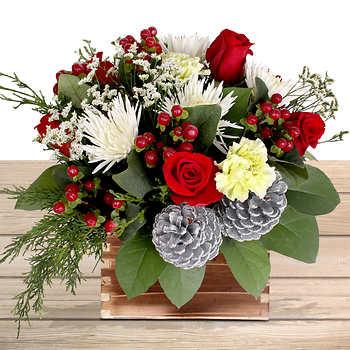 Christmas Flower Arrangements Images.Best Contemporary Christmas Flower Arrangements Christmas