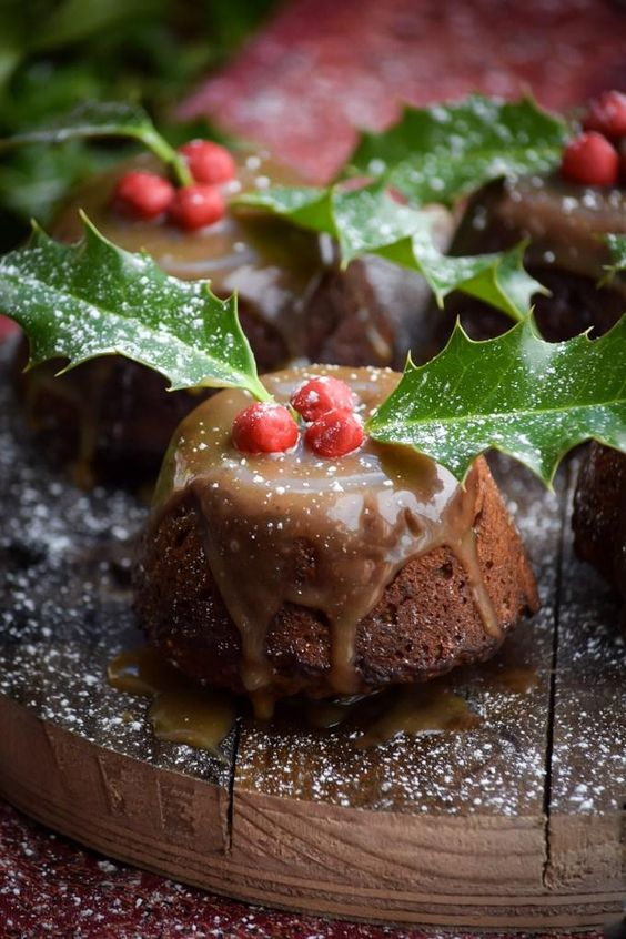 Traditional Christmas Desserts.A List Of Traditional Christmas Desserts Christmas